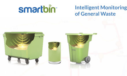 Smart City waste management - wireless solution providers